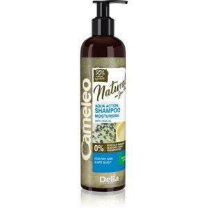 Delia Cosmetics Cameleo Natural hidratáló sampon száraz hajra