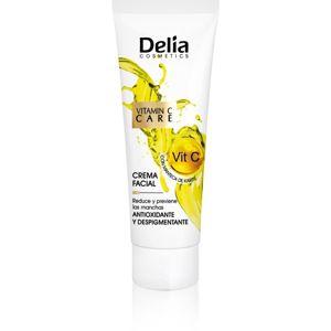 Delia Cosmetics Vitamine C + tápláló antioxidáns krém 50 ml