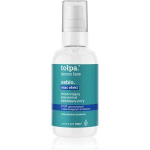 Tołpa Dermo Face Sebio koncentrátum hidratálja a bőrt és minimalizálja a pórusokat 75 ml