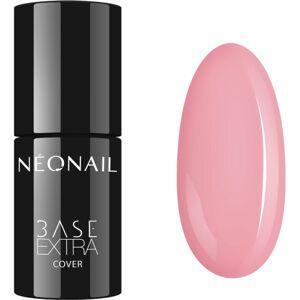 NeoNail Base Extra Cover alap- és fedőlakk a zselés műkörömhöz 7,2 ml