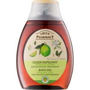 Green Pharmacy Body Care Bergamot & Lime fürdő olaj