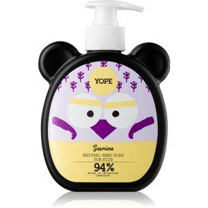 Yope Jasmine folyékony szappan gyermekeknek 400 ml