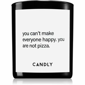 Candly & Co. You can't make everyone happy illatos gyertya 250 g