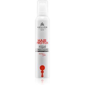 Kallos Hair Pro-Tox öblítés nélküli kondicionáló gyenge, károsult hajra