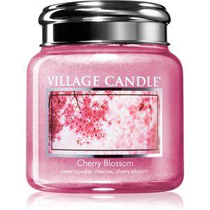 Village Candle Cherry Blossom illatos gyertya 390 g