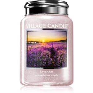Village Candle Lavender illatos gyertya 602 g