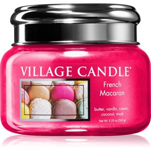 Village Candle French Macaron illatos gyertya