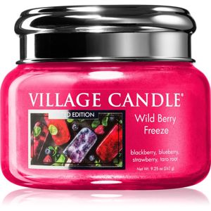 Village Candle Wild Berry Freeze illatos gyertya 262 g