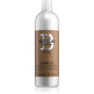 TIGI Bed Head B for Men Clean Up tisztító kondicionáló hajhullás ellen