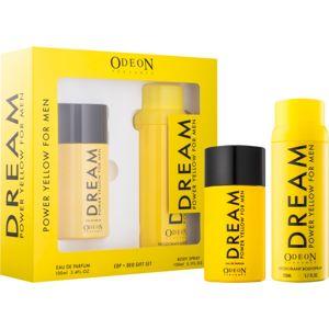 Odeon Dream Power Yellow ajándékszett I. uraknak