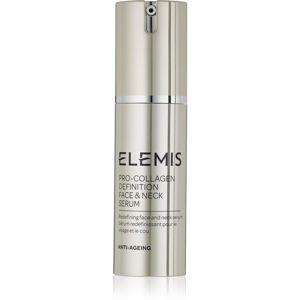 Elemis Pro-Collagen Definition Face & Neck Serum liftinges feszesítő szérum arcra, nyakra és dekoltázsra 30 ml