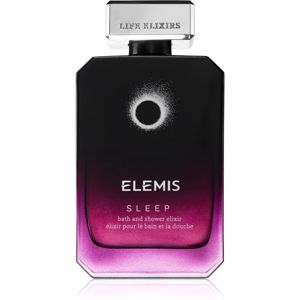 Elemis Bath and Shower Elixir SLEEP elixír luxus tápláló olajjal 100 ml