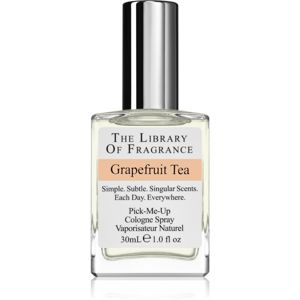 The Library of Fragrance Grapefruit Tea Eau de Cologne unisex 30 ml