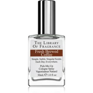 The Library of Fragrance Fresh Brewed Coffee kölnivíz unisex 30 ml