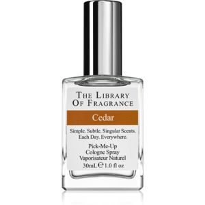 The Library of Fragrance Cedar kölnivíz uraknak 30 ml