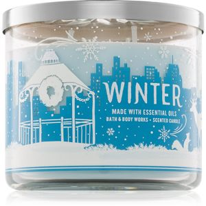 Bath & Body Works Winter illatos gyertya I. 411 g