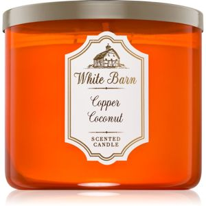 Bath & Body Works Copper Coconut illatos gyertya