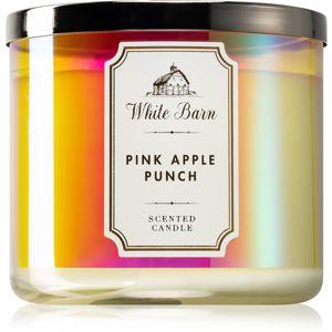 Bath & Body Works Pink Apple Punch illatos gyertya I. 411 g