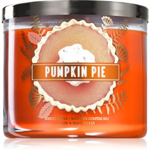 Bath & Body Works Pumpkin Pie illatos gyertya 411 g