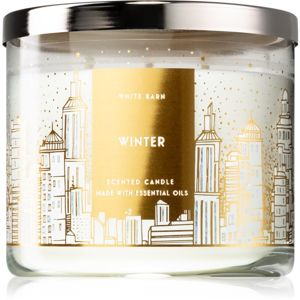 Bath & Body Works Winter illatos gyertya IV. 411 g
