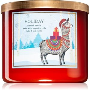 Bath & Body Works Holiday illatos gyertya 411 g