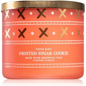 Bath & Body Works Frosted Sugar Cookie illatos gyertya 411 g