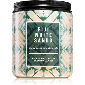 Bath & Body Works Fiji White Sands illatos gyertya 198 g