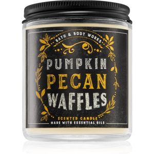 Bath & Body Works Pumpkin Pecan Waffles illatos gyertya II. 198 g