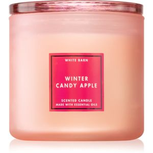 Bath & Body Works Winter Candy Apple illatos gyertya I. 411 g