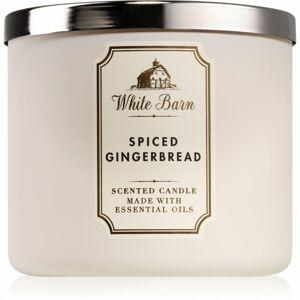 Bath & Body Works Spiced Gingerbread illatos gyertya III. 411 g