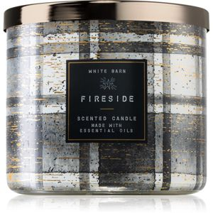 Bath & Body Works Fireside illatos gyertya II. 411 g