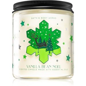 Bath & Body Works Vanilla Bean Noel illatos gyertya 198 g