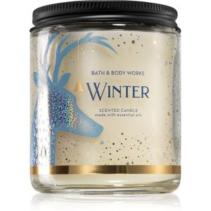 Bath & Body Works Winter illatos gyertya III. 198 g