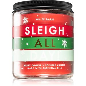 Bath & Body Works Sleigh All Day! illatos gyertya I. 198 g