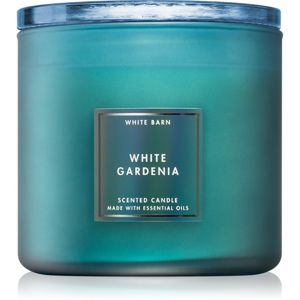 Bath & Body Works White Gardenia illatos gyertya I. 411 g