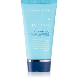 Corpolibero UV-Defence Aftersun Cream napozás utáni hidratáló ápolás tápláló hatással 150 ml