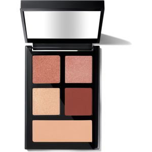 Bobbi Brown The Essential Multicolor Eyeshadow Palette szemhéjfesték paletta árnyalat Midnight Orchid 3 4,25 g