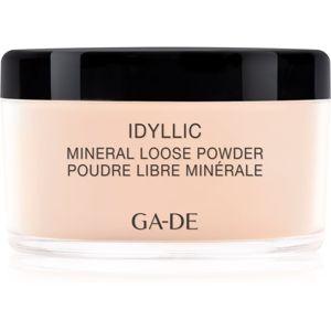 GA-DE Idyllic porpúder ásványi anyagokkal árnyalat 101 Nude 25 g
