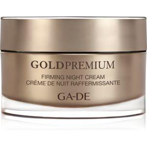 GA-DE Gold Premium feszesítő éjszakai ráncellenes krém 50 ml