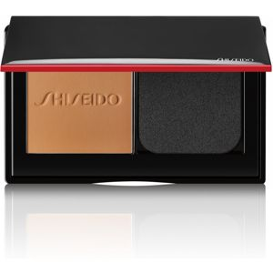 Shiseido Synchro Skin Self-Refreshing Custom Finish Powder Foundation púderes make-up árnyalat 350 9 g