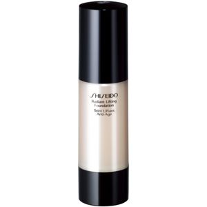 Shiseido Radiant Lifting Foundation élénkítő lifting make-up SPF 15 árnyalat B40 Natural Fair Beige 30 ml