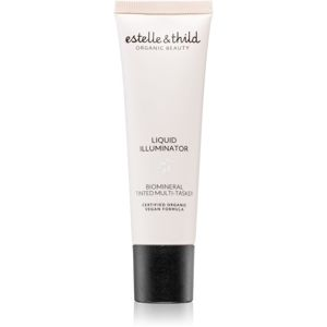 Estelle & Thild BioMineral élénkítő make-up árnyalat Dark 30 ml