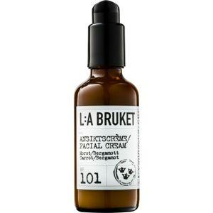 L:A Bruket Face tápláló hidratáló krém sárgarépa kivonattal