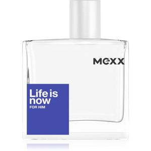 Mexx Life is Now for Him eau de toilette uraknak