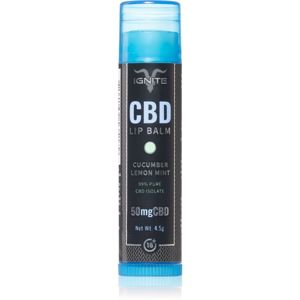 Ignite CBD Cucumber Lemon Mint 50mg ajakbalzsam 4,5 g