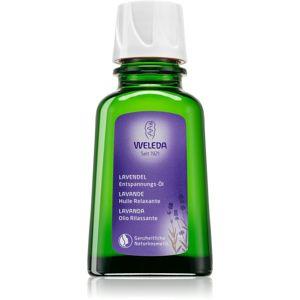 Weleda Lavender nyugtató olaj