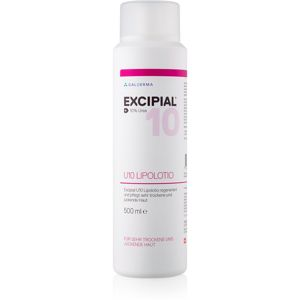 Excipial M U10 Lipolotion tápláló testápoló tej a száraz és érzékeny bőrre