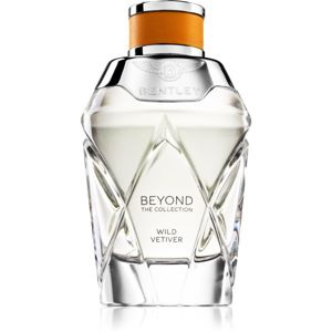 Bentley Beyond The Collection Wild Vetiver eau de parfum uraknak 100 ml