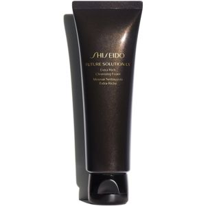 Shiseido Future Solution LX Extra Rich Cleansing Foam arctisztító hab