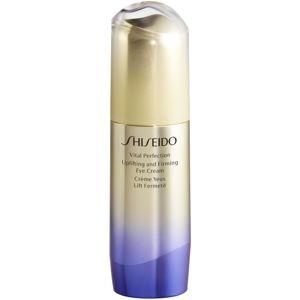 Shiseido Vital Perfection Uplifting and Firming Eye Cream feszesítő szemkrém a ráncok ellen 15 ml